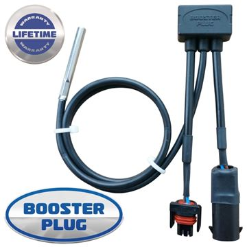 Booster-Plug FOR Triumph thunderbird Commander