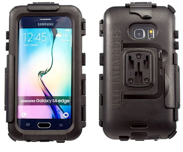 the best attitude 1558e bbbcc Ultimateaddons Waterproof Tough Mount Case for Samsung Galaxy S6 and S6 Edge