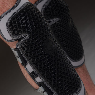 Forcefield Strap On Protector Leg