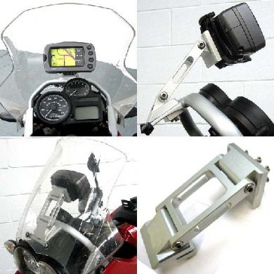 BMW Migsel BMW R1200GS GPS Mount type 2