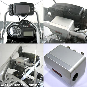 BMW Migsel GPS mount - FIXED type - R1200GS Adventure