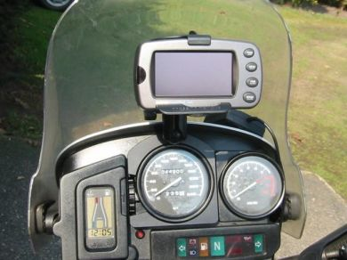 BMW Migsel BMW R1150GS & Adventurer GPS mount