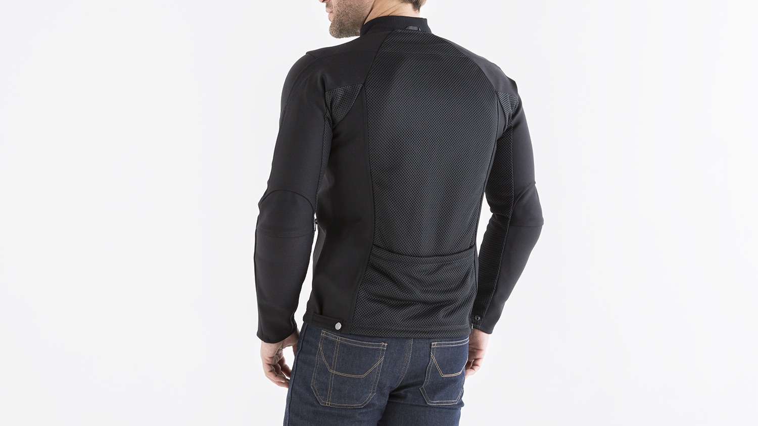 9ca1472b2 KNOX ZEPHYR MENS SUMMER RIDING JACKET - VENTED - WITH ARMOUR, just superb!