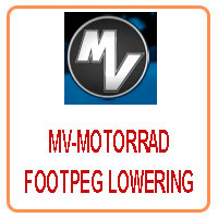 MV Footpeg Lowering