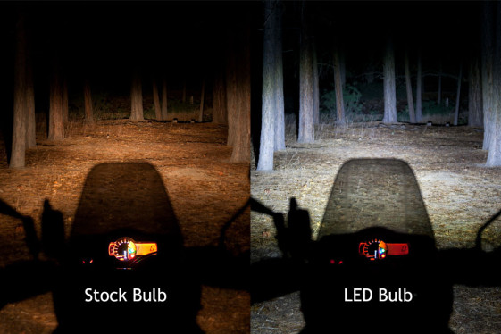 Cyclops 8000 Lumen H7 Led Headlight Kit Main Beam And