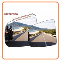 Safer View Safety Mirrors