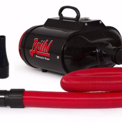 Md1900 Single Turbine Motorcycle Dryer With Additional Heat Sportouring