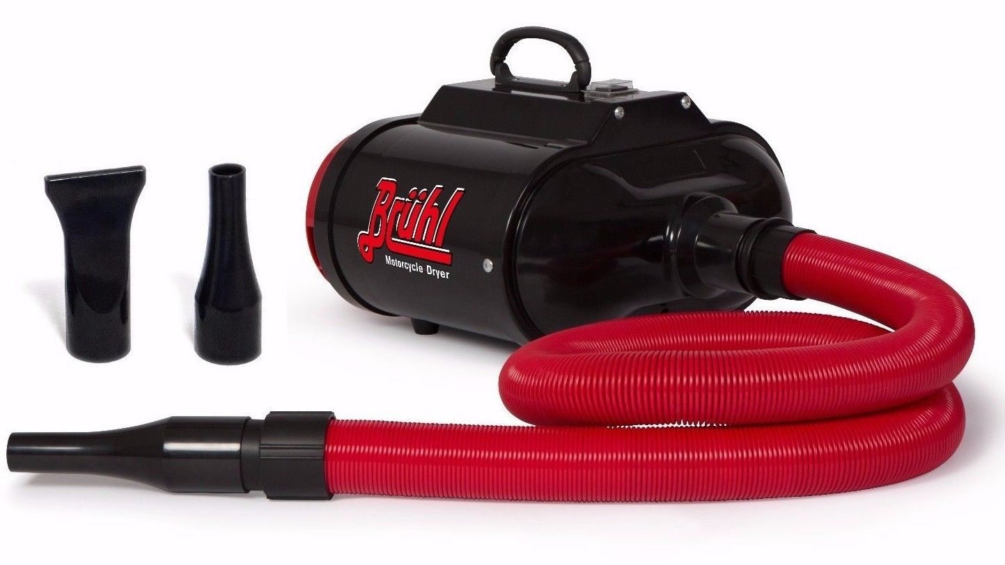 bruhlmd2800 pro 2800w professional motorcycle power dryer sportouring