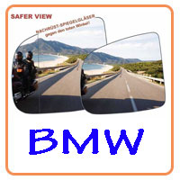 Safer view - BMW
