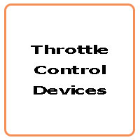 Universal throttle Controls
